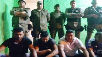 Photo of Cinco homens são presos tentando fraudar bingo em Simões