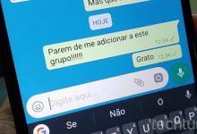 Photo of Nova função do WhatsApp te livra de grupos chatos