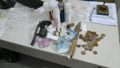 Photo of Acusados de assaltos na região de Picos são presos com materiais usados no preparo de drogas