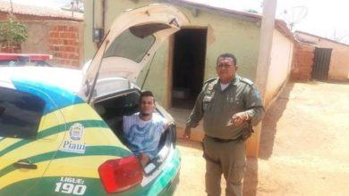 Photo of Polícia prende jovem acusado de tráfico de drogas em São Julião