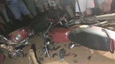 Photo of Em Geminiano Colisão frontal entre motocicletas deixa vítima fatal