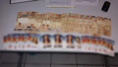 Photo of Homem é preso em Fronteiras com R$ 3 mil e santinhos de candidatos