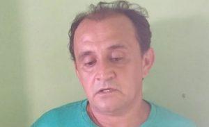Hamilton Carlos da Rocha de 40 anos.