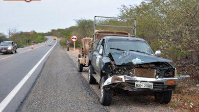 Photo of Motociclista morre em colisão frontal na BR 407 em Jaicós