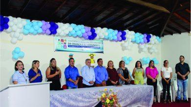 Photo of Abertura da X Conferência Municipal dos Direitos da Criança e do Adolescente de Monsenhor Hipólito