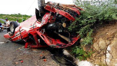 Photo of Motorista perde controle e capota carro em São Julião