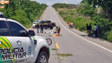 Photo of Andarilho é atropelado e morto na BR 407, em Geminiano
