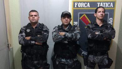 Photo of Força Tática de Paulistana prende dupla após tentativa de homicídio em bar