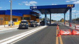 Posto da PRF de Valença do Piauí