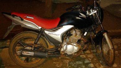 Photo of Polícia de São João da Canabrava recupera motocicleta roubada