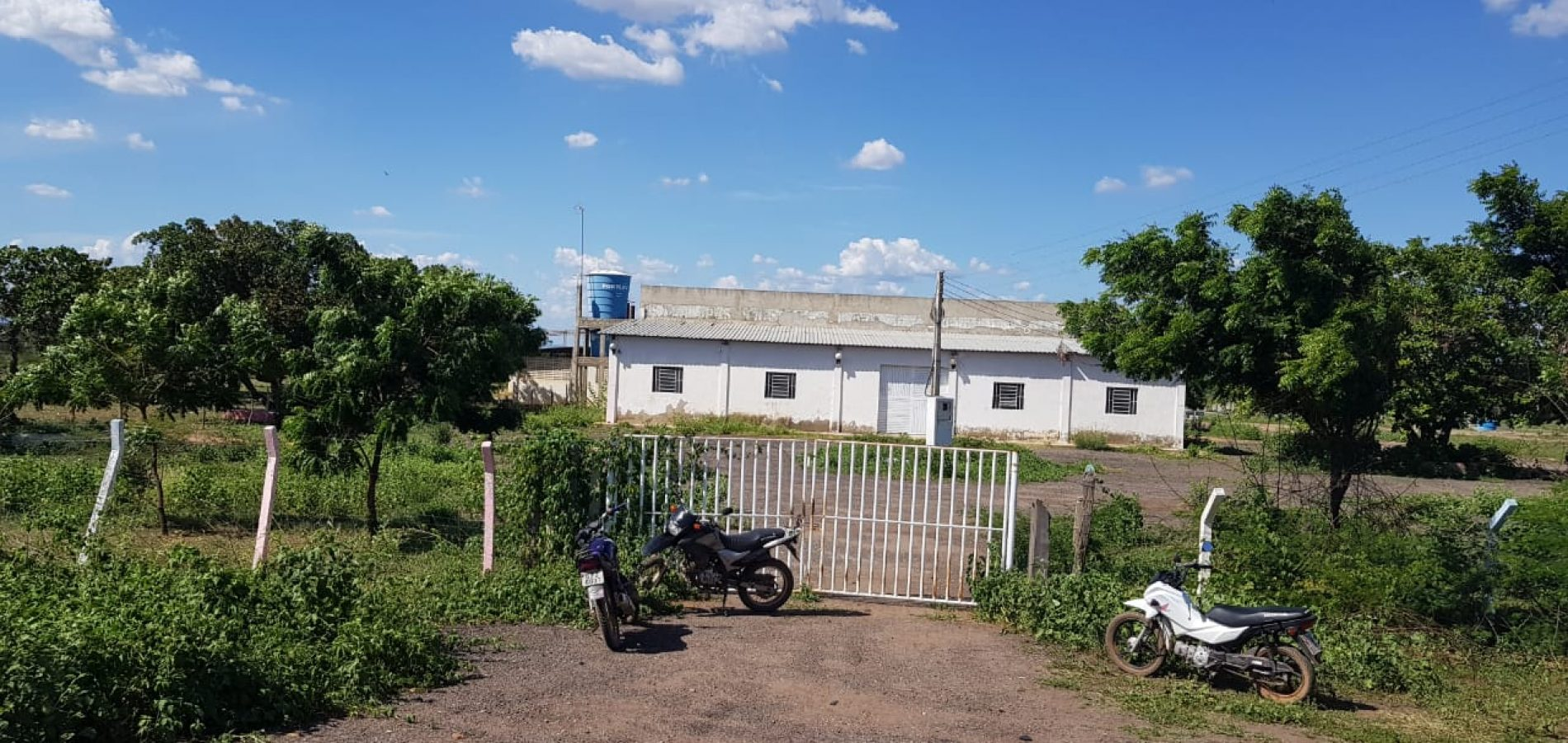 Povoado Bem-te-vi, BR-316, perímetro do município de Santo Antônio de Lisboa