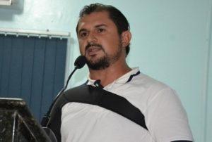 Vereador Jernando Leal renuncia ao mandato - Foto: Edson Costa