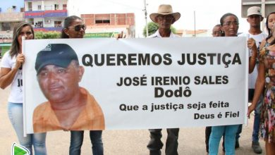 Photo of Familiares pedem justiça pela morte de mototaxista morto em Paulistana