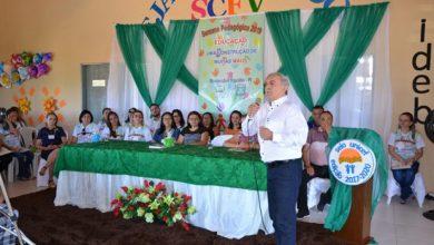 Photo of XVI Semana Pedagógica é aberta em Monsenhor Hipólito