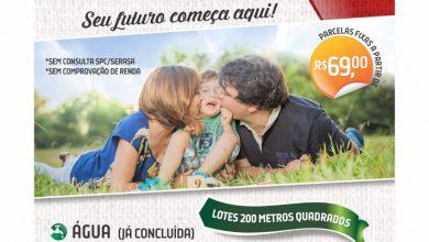 Photo of Vendas de lotes no Loteamento Fortaleza em Ipiranga do Piauí; aproveite!