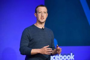O presidente do Facebook, Mark Zuckerberg - Bertrand Guay - 6.mar.18/AFP