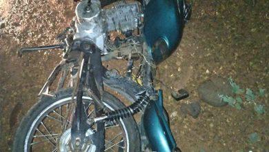 Photo of Idoso morre após colisão frontal entre moto e caminhão em Vera Mendes