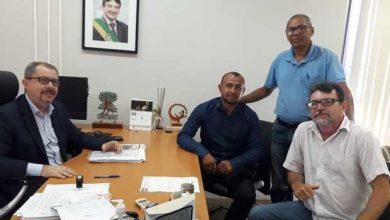 Photo of Representantes de Dom Expedito Lopes visitam a SEMAR e firmam parceria