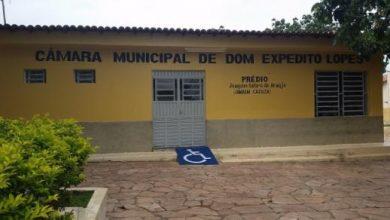 Photo of Débitos da Câmara de Dom Expedito Lopes estão sendo descontados pela Receita Federal na conta da Prefeitura