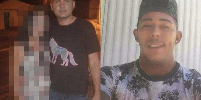 Inácio de Sousa Amaral, 25 anos, e Marcos Wilian de 27 anos.