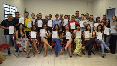 Photo of Dom Expedito Lopes: Servidores aprovados em teste seletivo são empossados