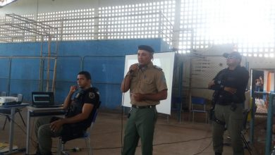 Photo of GPM de Itainópolis promove palestra sobre disciplina e carreiras militares