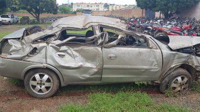 Photo of Dom Expedito Lopes: Motorista desobedece a PRF, tenta fugir, e capota veículo na BR-316