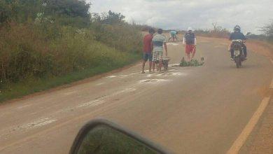 Photo of Cansado de estrada esburacada, empresário banca recuperação da rodovia Picos-Santana