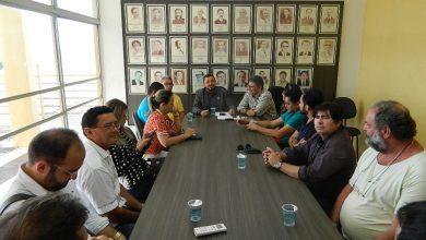 Photo of Reunião discute sobre as obras de drenagem nas vias laterais da BR 316