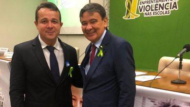 Photo of Vice-prefeito de Sussuapara cumpre agenda em Brasília atrás de recursos
