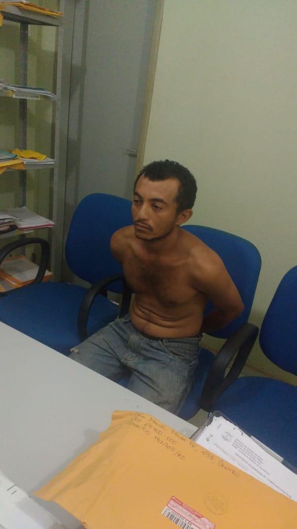 Dárcio Marques Costa, foi preso como o principal suspeito pelo feminicídio