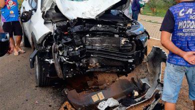 Photo of Acidente envolvendo carro de médico mata casal na BR 343 em Oeiras