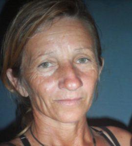 Amaralina Ramos Coelho desapareceu há uma semana em Acuã — Foto: Divulgação/PM