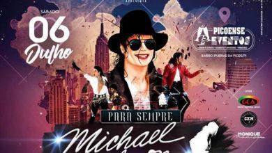 Photo of Especial sobre Michael Jackson será realizado em Picos