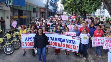 Photo of Professores da rede estadual entram em greve a partir desta sexta-feira (14)