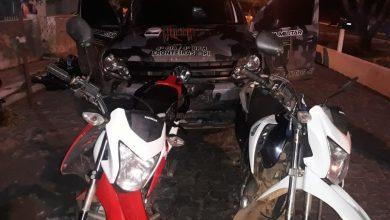 Photo of Polícia apreende arma, munições e motocicletas roubadas na zona rural de Monsenhor Hipólito