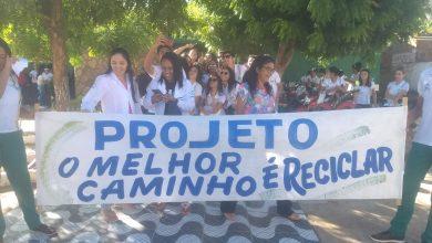Photo of Escola CETI Mário Martins realiza projeto sobre reciclagem