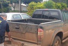 Photo of PRF de Floriano recupera caminhonete furtada em Picos