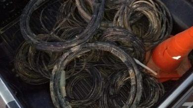 Photo of Dupla furta meia tonelada de fios de cobre da Itapissuma