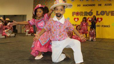 """Photo of 13ª edição, trazendo o tema """"Forró Love: o amor celebrado através do forró""""."""