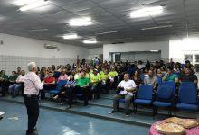 Photo of Saúde realiza palestra motivacional para servidores