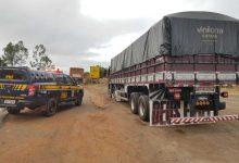 Photo of PRF apreende veículo de carga com madeira sem nota fiscal e sem licença ambiental em Picos