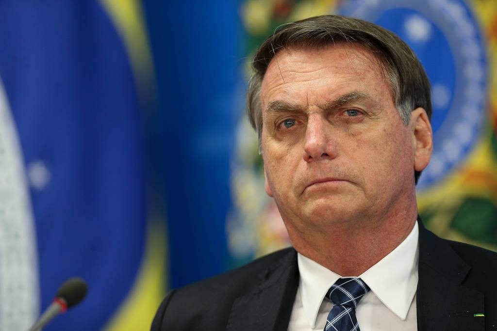 O presidente Jair Bolsonaro - Pedro Ladeira/Folhapress
