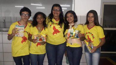 Photo of Cinco alunos se classificam para a grande final do Soletrando