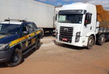 Photo of PRF recupera em Ipiranga do Piauí caminhão roubado há quatro anos em São Paulo