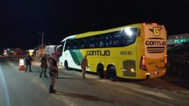 Photo of Polícia prende homem viajando com documento falso em Paulistana