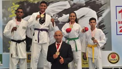 Photo of Karatecas picoenses conquistam medalhas no Campeonato Cearense de Karatê Unificado
