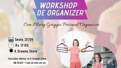 Photo of Workshop em prol da APAE de Picos será realizado no dia 27 de setembro na K Dreams Store