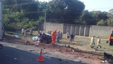 Photo of Em alta velocidade, carro de médico invadiu pista contrária, diz PRF