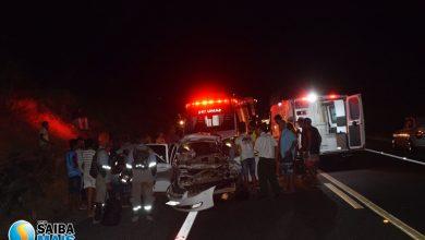 Photo of Veículo colide em traseira de caminhão e três pessoas morrem na BR-407 em Jaicós